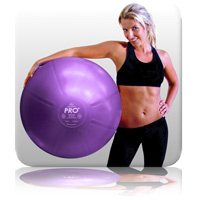 mediBall Pro Plus 65cm - Purple